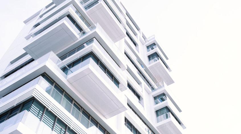 résidence construit par un promoteur immobilier