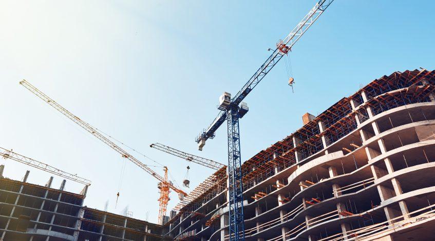 Construction menée par un promoteur immobilier