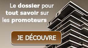 Encart dossier promoteur immobilier